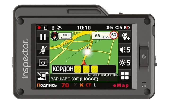 Удобная навигация Scat SE