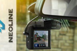 Автомобильный видеорегистратор X Cop компании Neoline