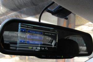Лучшее зеркало видеорегистратор с камерой заднего вида: отзывы владельцев, технические характеристики, цена
