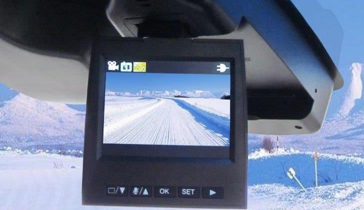 Авторегистратор HD DVR-B