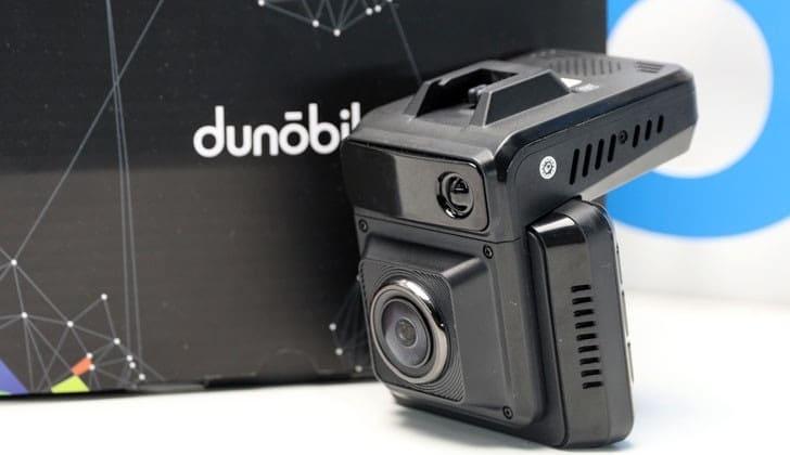 Авторегистратор фирмы Dunobil Urban