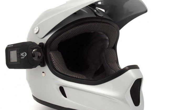 Drift HD Ghost X на шлеме
