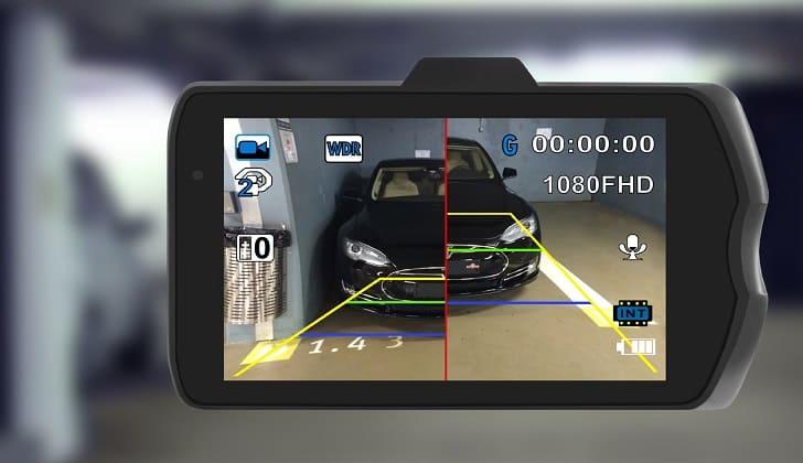 Функция WDR улучшает контрастность видео