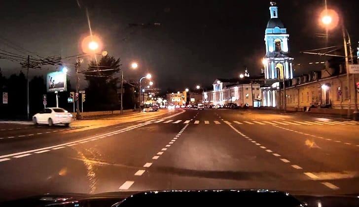 GPS включает ночью запись