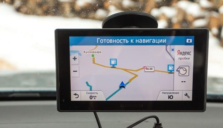 Гаджет в авто Garmin Drive 61 RUS LMT