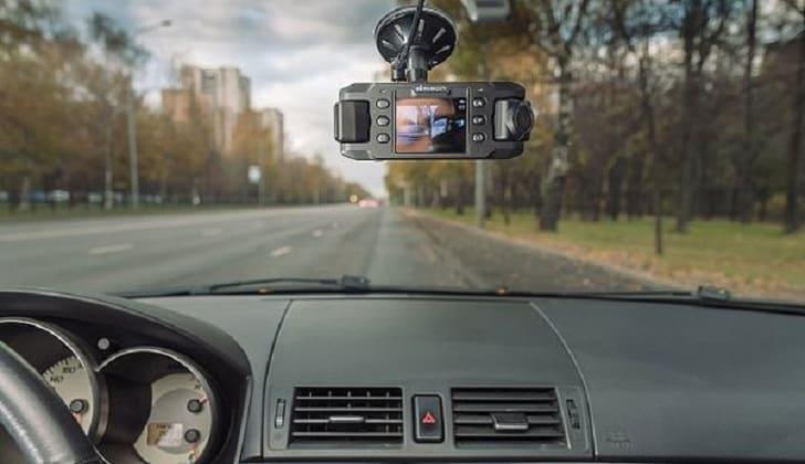 Компактный Parkcity DVR HD 495