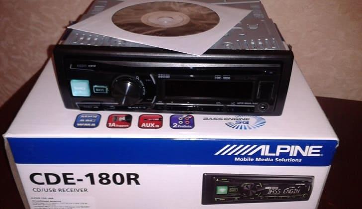 Комплектация аудиоустройства