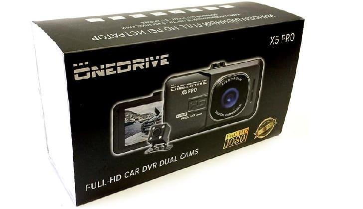 Коробка от OneDrive X5 PRO