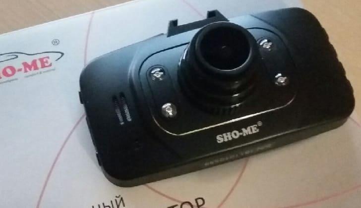 Мини-регистратор SHO-ME HD-8000SX