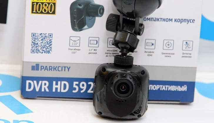 Модель ParkCity DVR HD-592