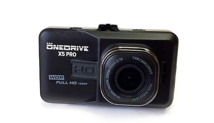 Модель регистратора OneDrive X5 PRO
