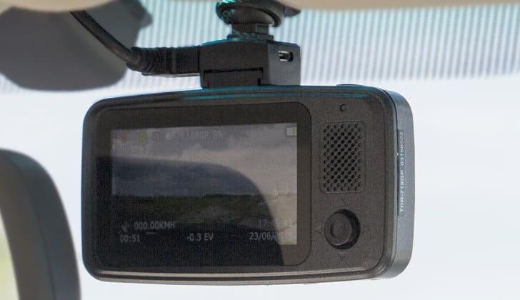 Модель регистратора Trendvision TDR-708GP