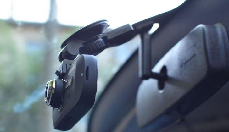 Небольшой AdvoCam FD8 Black GPS