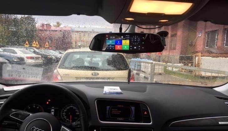 Parkcity DVR HD 900 в работе