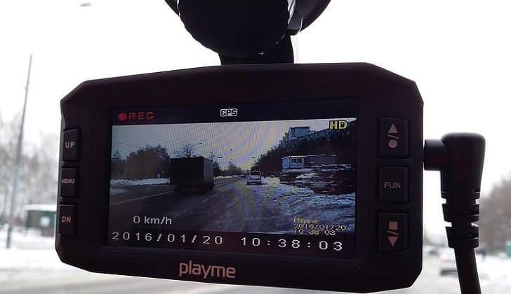 Playme P200 TETRA с радар-детектором