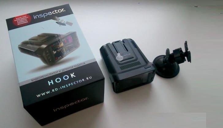 Прибор в авто Inspector Hook
