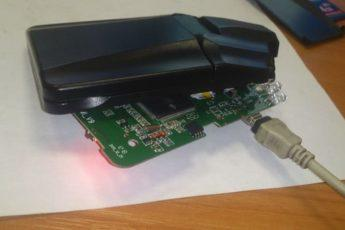 Прошивка видеорегистратора посредством USB-кабеля