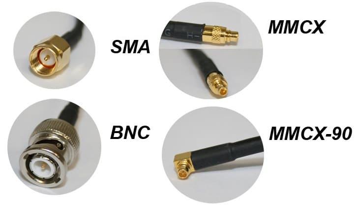 Разъемы для антенны