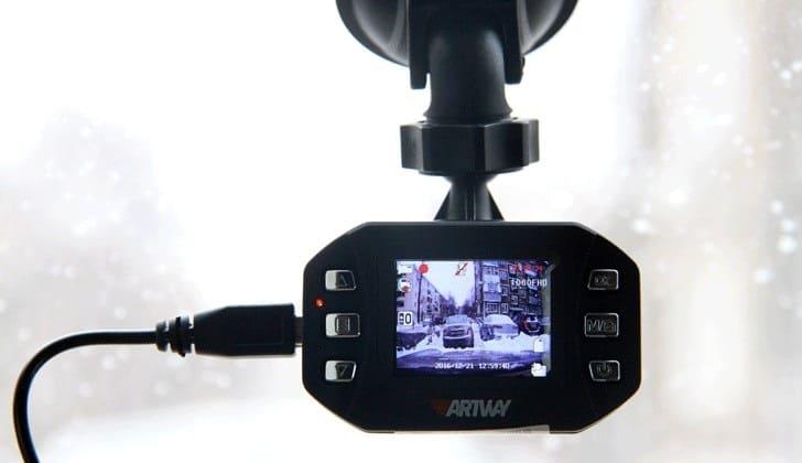 Регистратор фирмы Artway AV-338