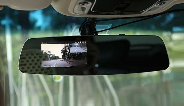 Регистратор-зеркало Car DVR Mirror