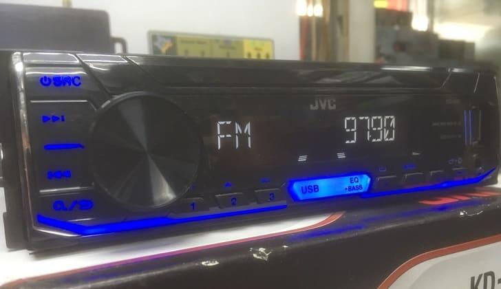 Синяя кнопка USB для переключения устройств