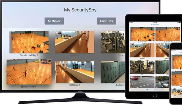 Видеонаблюдение Ben Software Security Spy