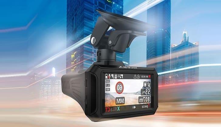 Видеорегистратор SUPRA DRS-GD71V