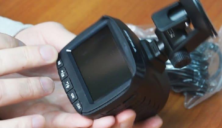 Видеорегистратор Супра GD65V