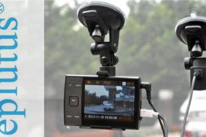 ТОП-6 компактных видеорегистраторов Eplutus с хорошим углом обзора
