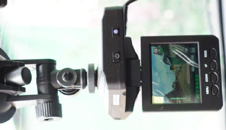 Видеорегистратор модели HD DVR-127