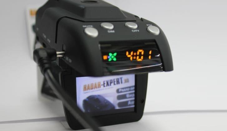 Видеорегистратор-радар