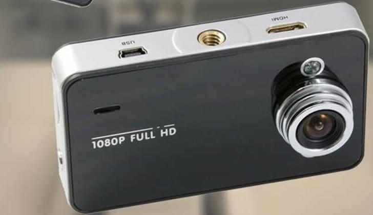 Видеорегистратор в авто FULL HD1080p