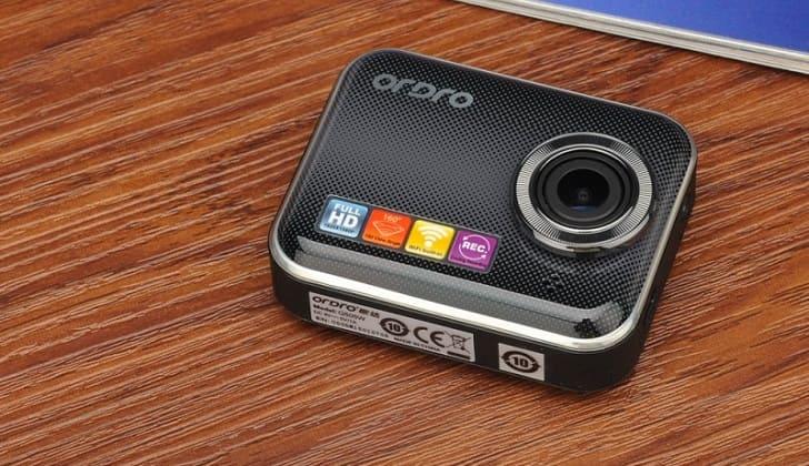 Видеоустройство с G-сенсором