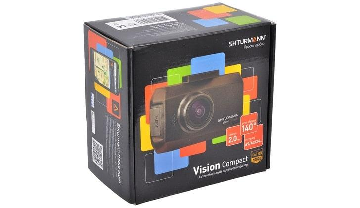 Коробка Vision Compact