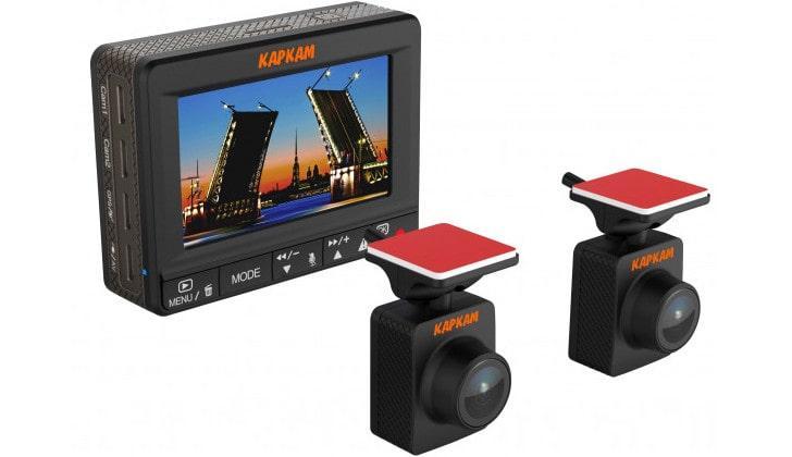 Модель с двумя камерами