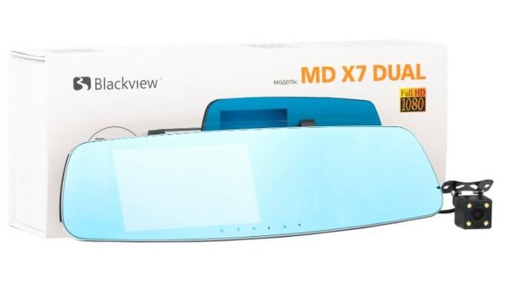 Регистратор X7