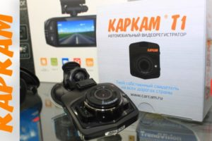 ТОП-17 автомобильных видеорегистраторов и комбо-устройств Carcam (Каркам)