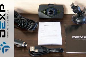 ТОП-11 автомобильных видеорегистраторов DEXP