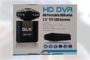 ТОП-2 китайских видеорегистратора GLK и их характеристики