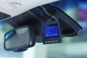 Стационарный автомобильный видеорегистратор скрытой установки Aviline DVR-B