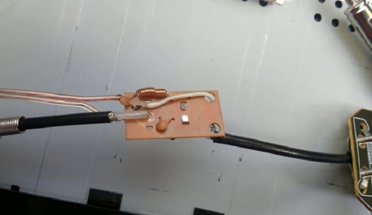 Антенна для автомагнитолы своими руками