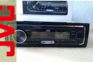 Обзор функций и технических характеристик автомагнитолы JVC KD-X155