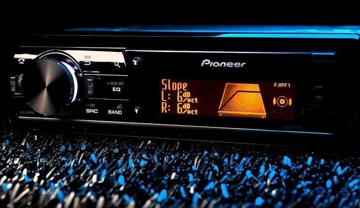 Автомагнитола Pioneer DEH-80PRS
