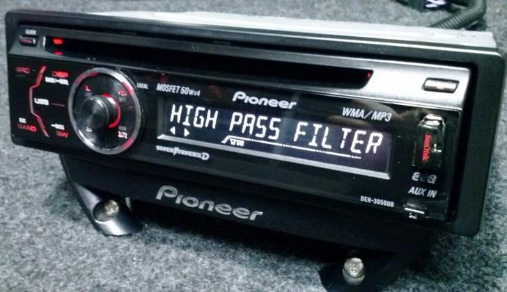 Фильтр высоких частот