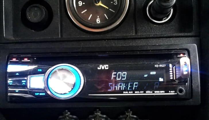 Греется магнитола в машине
