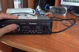 Как проверить магнитолу в домашних условиях от аккумулятора на работоспособность
