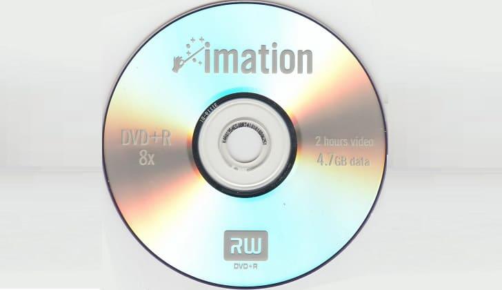 Компакт диск DVD-R