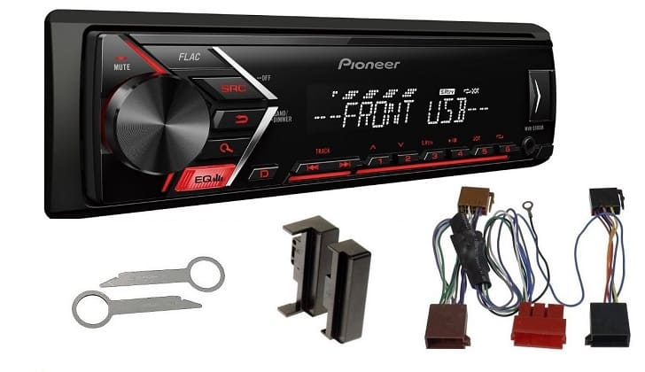 Комплект к Pioneer MVH-S100UB