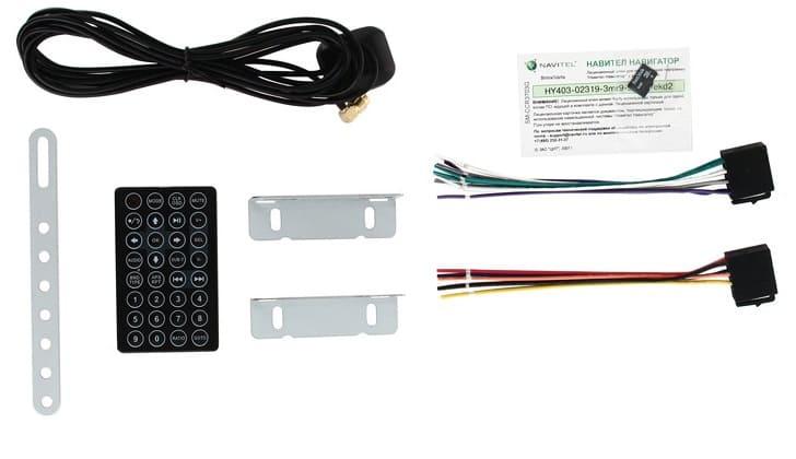 Комплектация Soundmax SM-CCR3703G