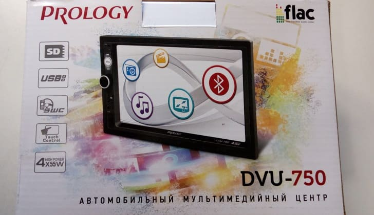 Коробка Prology DVU-750